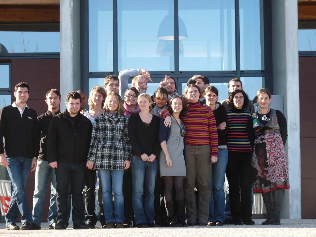 promotion MIP6 2009-2011