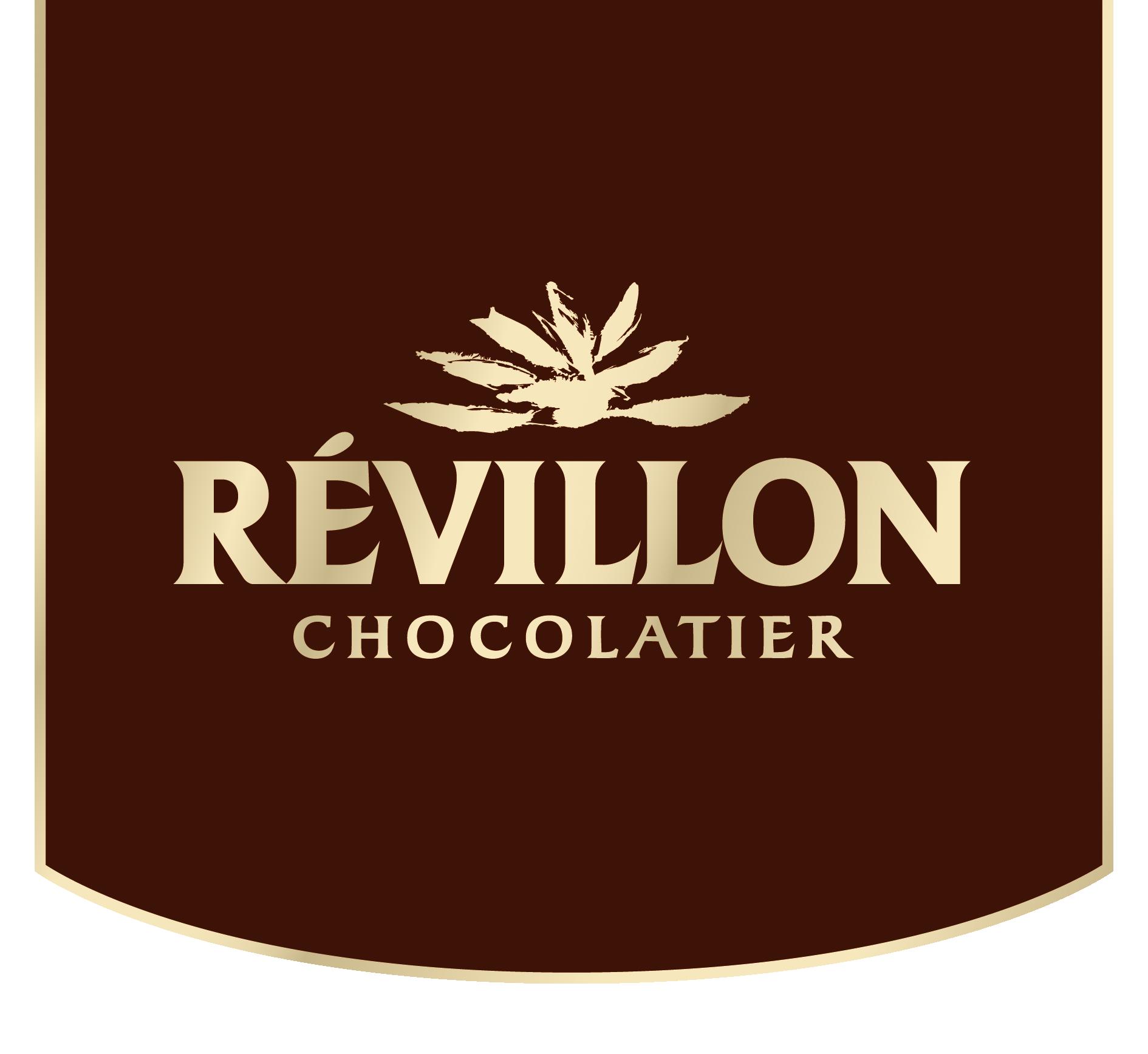 Logo Révillon avec reflets haute def