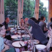 Repas fin session-Pizzeria-juin10
