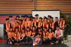 Diplomés LTE9